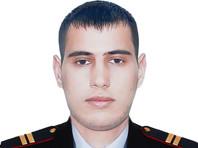 Погибший во время вооруженного нападения в Грозном младший сержант полиции Магомед Джабраилов