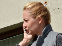 """Юлия Навальная сообщила о слежке за собой: """"Наступил 37-й год, а мы и не заметили"""""""
