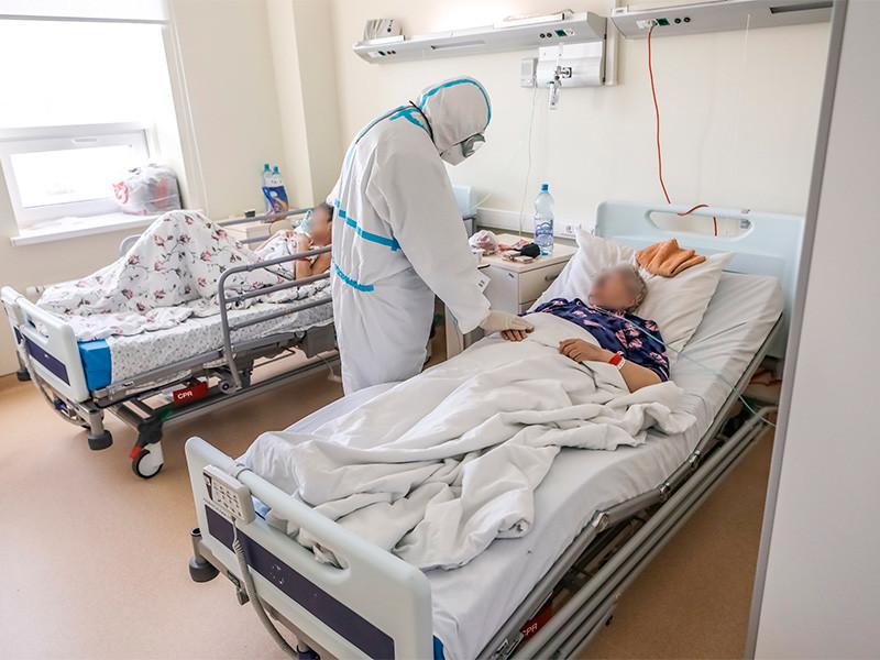 Еще 23 586 зараженных COVID-19 выявлено за сутки в России