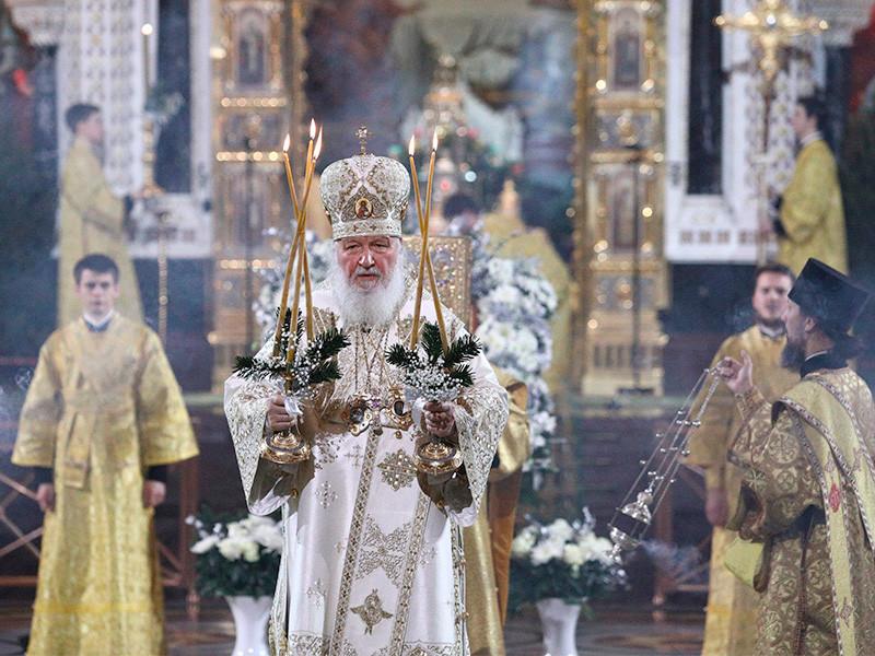 Православные верующие в России и ряде других стран встретили праздник Рождества Христова