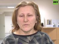 За повторно выписанной из больницы Юдиной, избитой полицейским на акции 23 января, выставили наружку. Она подала заявление в СК