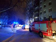 Пожар на улице Рассветной, 7 в Екатеринбурге