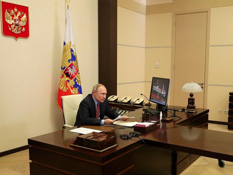 Путин предложил отменить возрастные ограничения по нахождению на посту гражданских чиновников