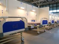 Доля свободных коек для пациентов с COVID-19 и пневмониями в Санкт-Петербурге превысила 25%