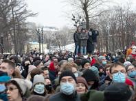 Life: задержанных на акции протеста в Москве 31 января будут отвозить в соседние города