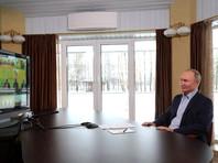 """Путин разрешил """"аккуратно"""" снимать коронавирусные ограничения в России"""