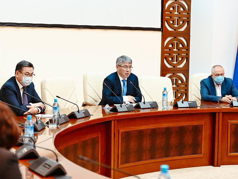Глава Бурятии отправил в отставку местное правительство в связи с грядущей реформой