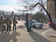 31 января в городах России с утра идут повторные протестные акции и массовые задержания (ХРОНИКА)