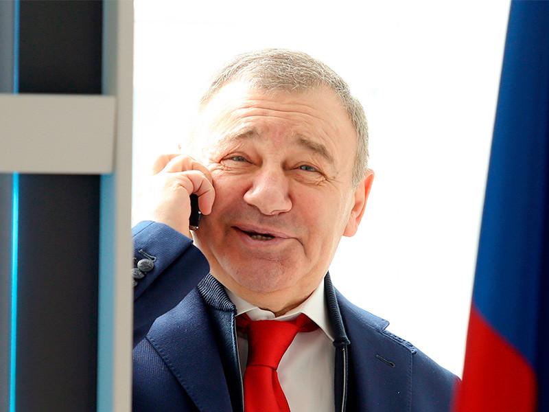 "Аркадий Ротенберг в интервью Mash назвал себя бенефициаром ""дворца Путина"". Как и предсказывали в ФБК"