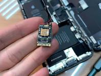На этом неопознанном устройстве установлена сим-карта, микрофон, GPS-трекер для отслеживания локации и микросхемы для усиления радиосигнала
