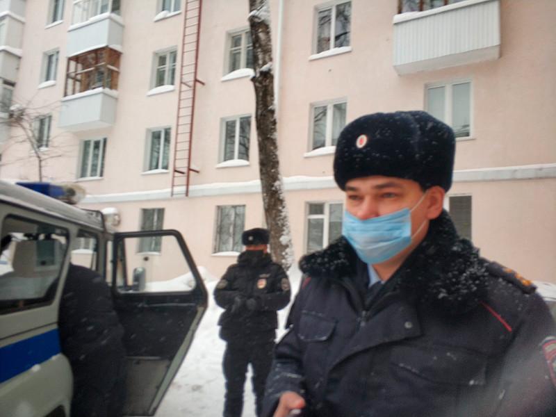 Полиция Уфы задержала юриста штаба политика Алексея Навального Федора Телина