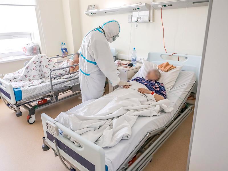 Суточный прирост новых заболевших коронавирусной инфекцией в России составил 24 150 случаев