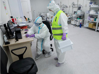В России за сутки зарегистрировано свыше 24 тыс. новых случаев COVID-19