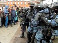 В России оперативно возбуждают десятки уголовных дел на участников протестных акций в поддержку Навального