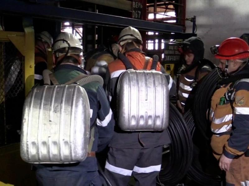 На Камчатке пять человек оказались под завалами в шахте, двое из них погибли