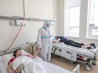 В России выявлен 23 541 новый случай коронавируса, число вылечившихся впервые с начала года превысило число заболевших
