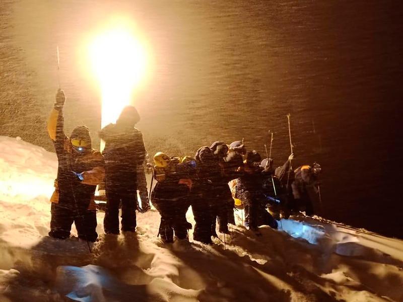 Причиной схода лавины в Домбае, где погиб президент горнолыжной федерации, стал обстрел склонов