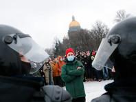 В Союзе журналистов сообщили о 40 представителях СМИ, задержанных и пострадавших на акциях протеста 23 января