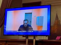 """Мособлсуд оставил в силе арест Навального на 30 суток. Он произнес речь о """"демонстративном беззаконии"""" (ВИДЕО)"""
