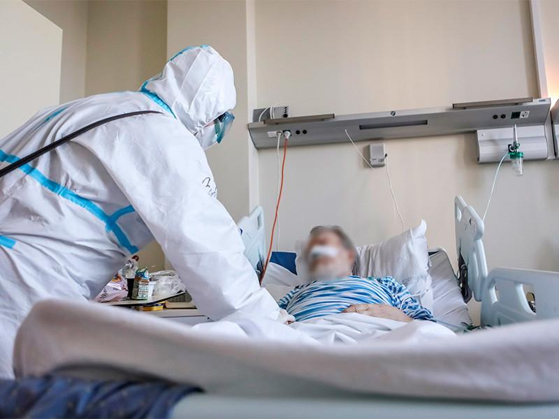В России за последние сутки выявили 23 309 случаев коронавируса в 84 регионах, это минимум с 18 ноября
