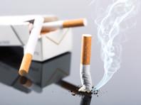 МЧС обяжет табачные компании выпускать самозатухающие сигареты