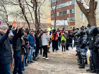 В Москве около 15 человек могут привлечь к уголовной ответственности за нападения на полицейских