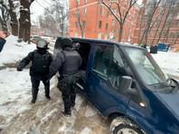 Юлию Навальную отпустили из полиции после составления протокола