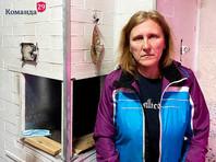 54-летняя Юдина, избитая полицейским на акции 23 января в Петербурге, вновь в больнице - ее состояние резко ухудшилось