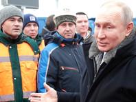 Уровень доверия к Путину опустился в России до 53%. Это минимум за год