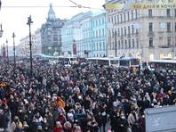 """Штабы Навального подсчитали участников протестов 23 января - до 300 тыс. Многие штабы """"обезглавлены"""", но объявлена дата новых акций"""