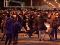 Около 70 человек задержали в Москве и Петербурге в связи с возвращением Навального