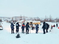 Полуторагодовалый ребенок и его родители погибли при сходе лавины в Норильске (ФОТО, ВИДЕО)