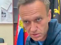 Согласно постановлению, судья Морозова рассмотрела представление начальника УВД по городу Химки Игоря Янчука о заключении под стражу Алексея Навального на срок до 30 суток