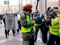 31 января на акциях протеста задержали минимум 80 журналистов. СЖР напомнил силовикам, что их нельзя задерживать