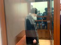 Схимонах Сергий в Басманном районном суде