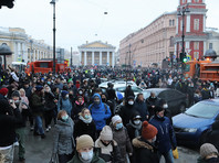 """Кремль о беспрецедентных массовых акциях протеста в 110 городах РФ: """"Вышло мало людей, Много людей голосуют за Путина"""""""
