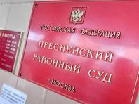Пресненский суд вернул иск Навального против Пескова, заявившего о работе оппозиционера с ЦРУ