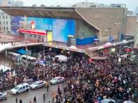 Двух сотрудников охраны Администрации президента, посетивших 23 января акцию протеста в Москве, уволили в тот же день