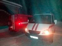 В омской больнице произошел пожар
