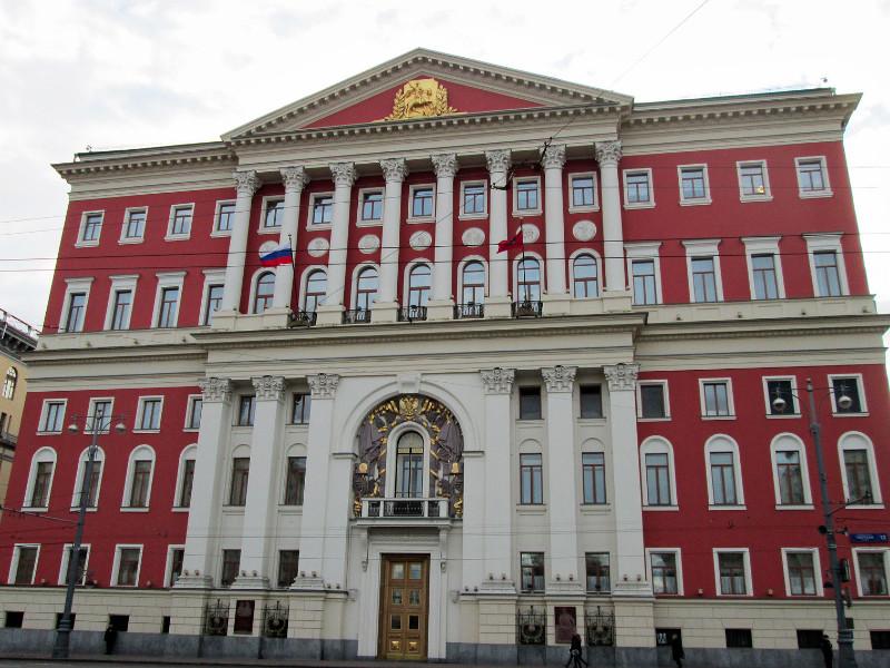 В мэрию Москвы подана заявка на митинг в поддержку Навального