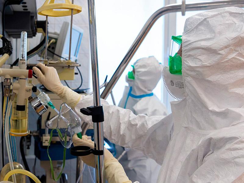Россия на первом месте из европейских стран по числу инфицированных COVID-19