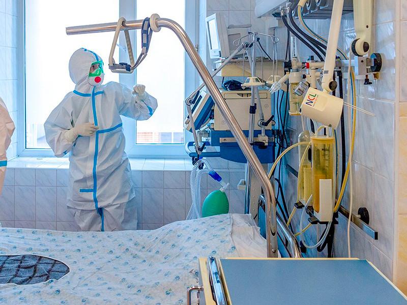 В России впервые с ноября выявлено меньше 20 тысяч случаев коронавируса за сутки