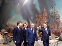 Znak.com: Путин стал минимум в4 раза реже появляться налюдях посравнению сначалом 2020 года