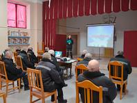 Владимирская область, город Покров, исправительная колония общего режима №2