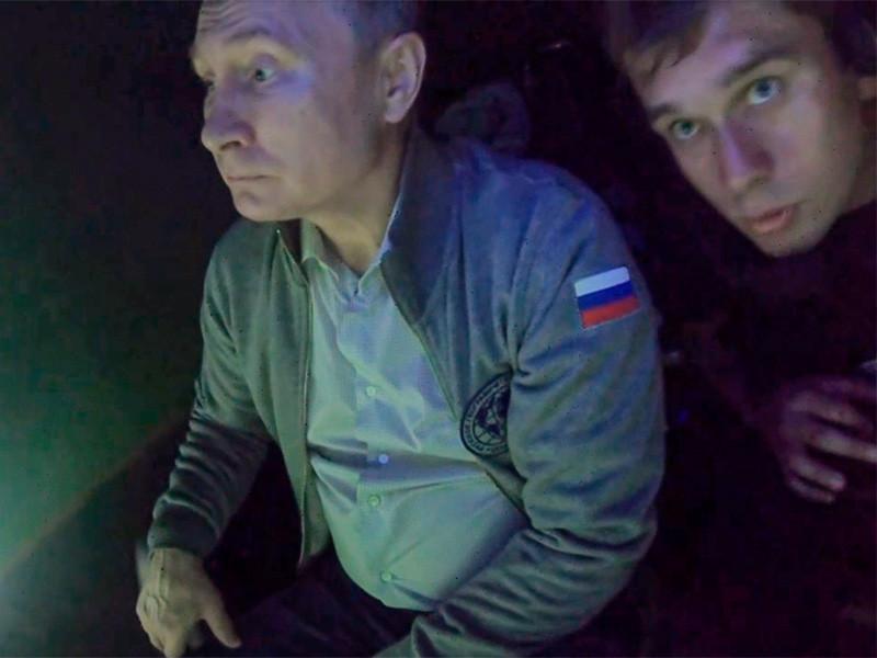 Владимир Путин и Сергей Фокин, 27 июля 2019 года