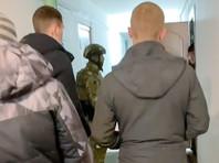 Владивосток, следственные действия в квартире Гии Какабадзе, 6 февраля 2021 года