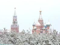 В Москве за 30 часов снегопада выпало три четверти месячной нормы осадков (ФОТО, ВИДЕО)
