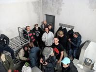 """Обидевшееся МВД: """"Фотографии не являются объективным отражением ситуации с арестованными"""""""