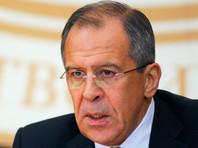 Лавров заявил, что США сообщили военным РФ об ударе по Сирии всего за 5 минут до него