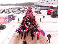 В Екатеринбурге власти объяснили законность проведения флешмоба в поддержку Путина  во время пандемии